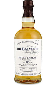 Balvenie 12 year old Single Malt Scotch Whisky 700ml