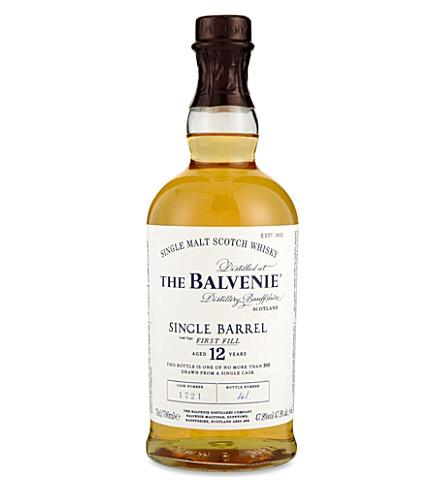 BALVENIEbalvenie 12 年老单麦芽威士忌700毫升