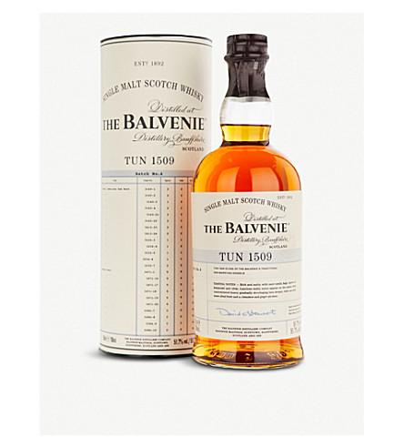 WHISKY AND BOURBON The Balvenie Tun 1509 single malt Scotch whisky 700ml