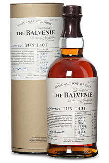 Tun 1401 Batch 8 single malt Scotch whisky 700ml