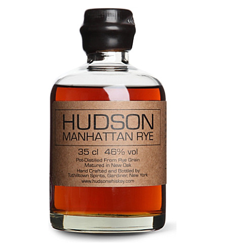 HUDSON Manhattan Rye whisky 350ml