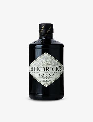 HENDRICKS Hendrick's Minisculinity gin 350ml