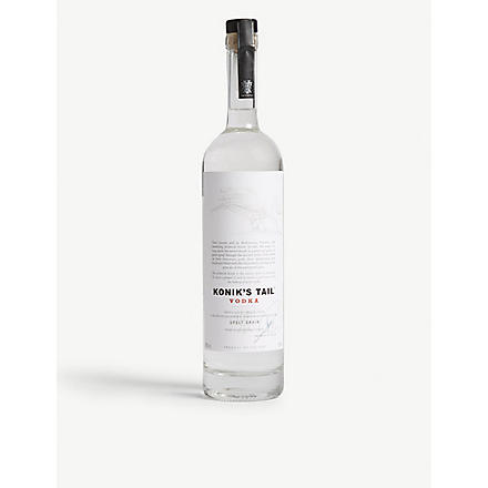 KONIK'S TAIL Vodka 700ml
