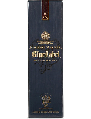 JOHNNIE WALKER Blue Label Scotch whisky 200ml