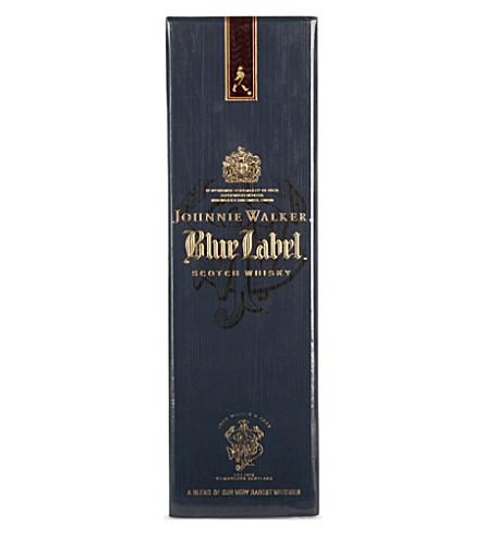 JOHNNIE WALKER 蓝色标签苏格兰威士忌200ml