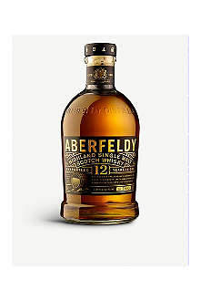 ABERFELDY 12 year old Scotch whisky 700ml