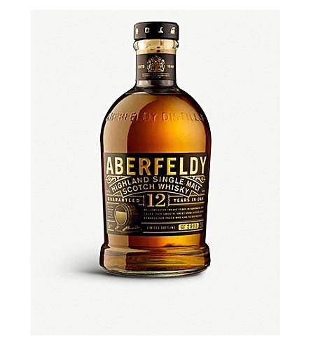 HIGHLAND 12 年老苏格兰威士忌700毫升