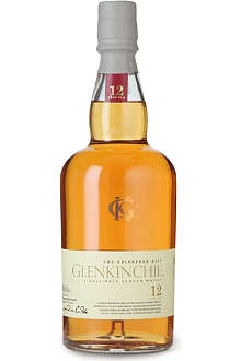 GLENKINCHIE Lowland Single Malt 12-year-old 700ml