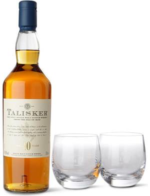 TALISKER Glass pack 700ml
