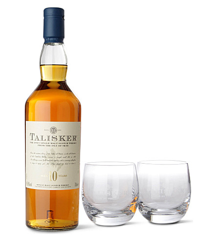 TALISKER Glass pack 700ml