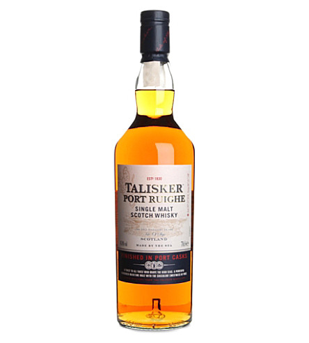 TALISKER Port Ruighe single malt whisky 700ml