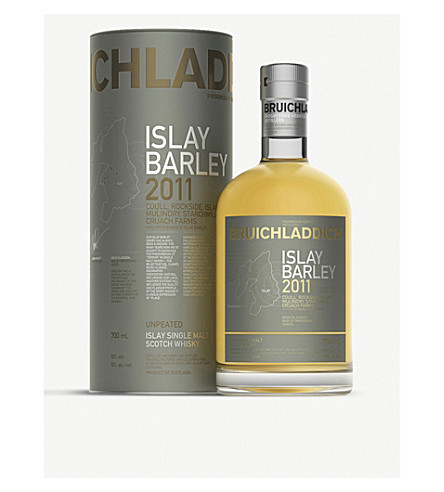 BRUICHLADDICH Islay Barley single malt whisky 700ml