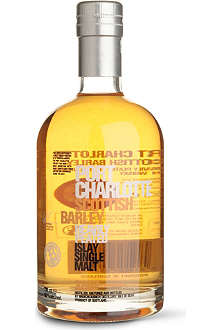 Port Charlotte Scottish Barley single malt whisky 700ml