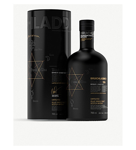 BRUICHLADDICH Black Art 4 single malt whisky 700ml