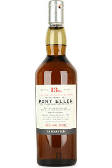 PORT ELLEN 34-Year-Old whisky 700ml