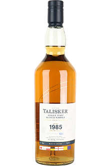 TALISKER Island Single Malt Scotch Whisky 1985 700ml