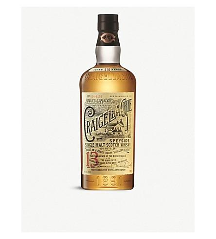 SPEYSIDE Craigellachie 13 年老威士忌酒700毫升