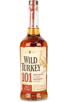 WILD TURKEY Kentucky Straigh Bourbon Whiskey 100ml