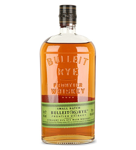 USA Bourbon rye whisky 700ml