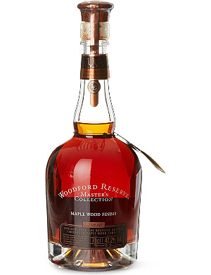 WOODFORD Master's Collection Maple Wood Finish bourbon 700ml