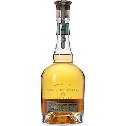 WOODFORD Master's Collection Classic malt whiskey 700ml