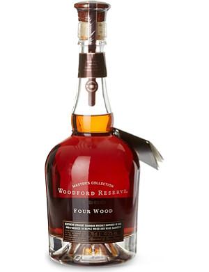 WOODFORD Four Wood bourbon