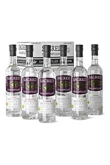 SACRED GIN Sacred Gin Contemporary pack 6x 200ml