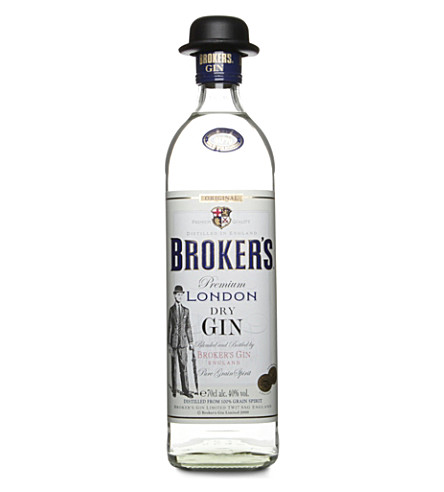 BROKERS London Dry Gin 700ml