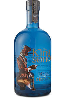 The King of Soho London dry gin 700ml