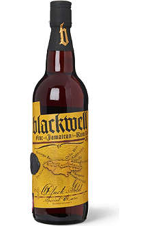 BLACKWELL Black Gold rum 700ml