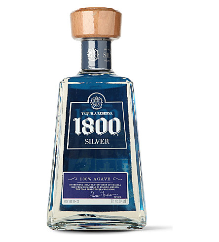 JOSE CUERVO 1800 Tequila Blanco 700ml