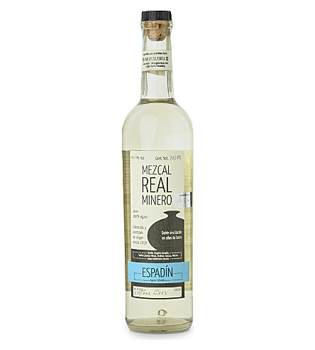 MEZCAL Real Minero ensamble 700ml
