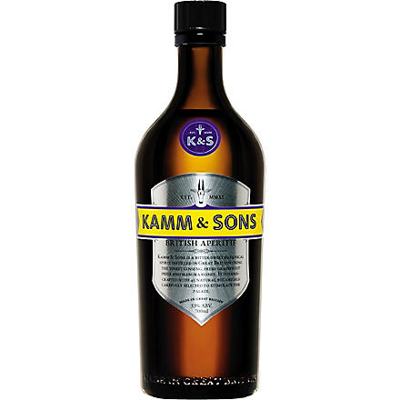KAMM & SONS Ginseng spirit 500ml