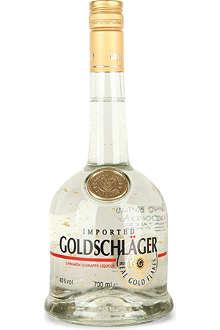 GOLDSCHLAGER Cinnamon schnapps liqueur 700ml