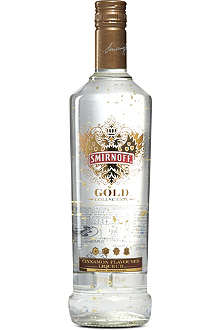 Gold collection cinnamon liqueur 700ml