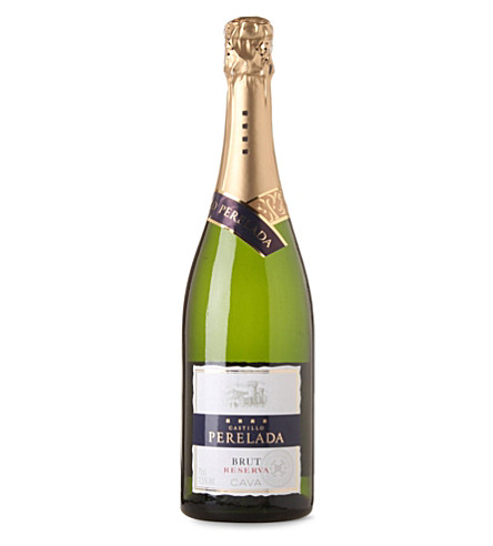 SPAIN Cava Brut Reserve 750ml
