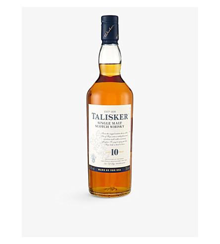 TALISKER Talisker 10 年老单麦芽威士忌