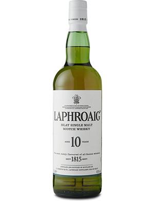 ISLAY 10 year old single malt whisky