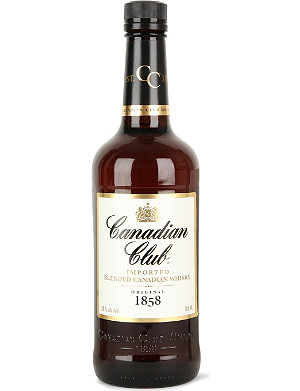 WORLD WHISKEY Canadian whisky 700ml