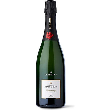 HENRI GIRAUD Hommage Grand Cru Champagne 750ml