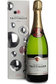 TAITTINGER Brut Réserve champagne 750ml