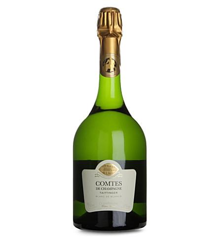 TAITTINGER Comtes de Champagne Blanc de Blanc 750ml