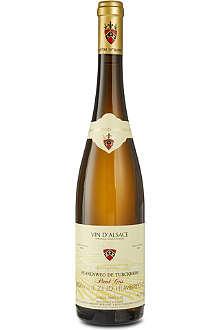 Vin D'Alsace Pinot gris 2007 750ml