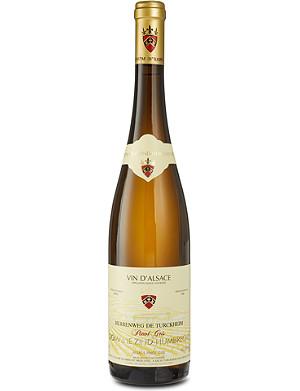 ALSACE Pinot gris 2007 750ml