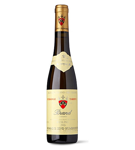 ALSACE Riesling Clos Windsbuhl Grand Cru 2006 375ml