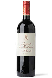 BOUQUET DE MONBRISON Margaux 2007 750ml