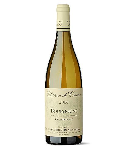 DOMAINE DE CITEAUX Bourgogne Blanc 2006 750ml