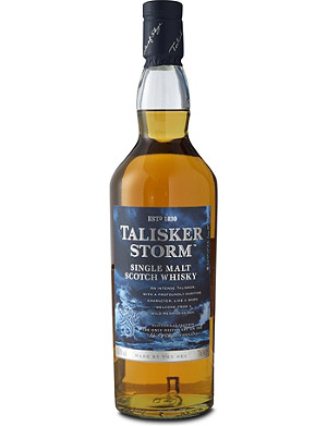 TALISKER Storm single malt whisky 700ml
