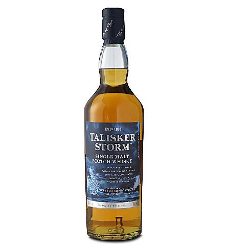 TALISKER 风暴单麦芽威士忌700毫升