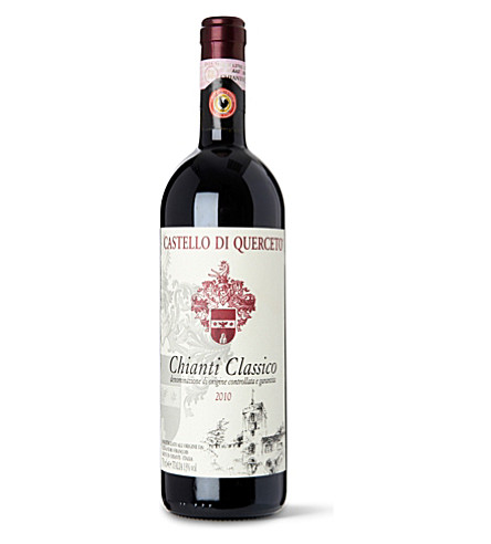 TUSCANY Chianti Classico 2010 750ml